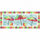 Beach Bash Table Runner Kit