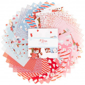 "Love Letters 5"" Stackers"