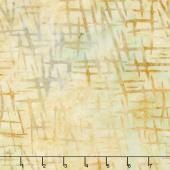 Artisan Batiks - Cornucopia 9 Crosshatch Maize Yardage
