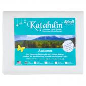 Bosal Katahdin Premium Autumn 100% Cotton Batting Crib