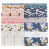 """Blooms and Bobbins 10"""" Stackers"""