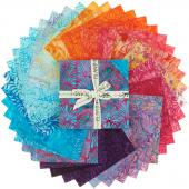 Floralicious Batiks Stamps