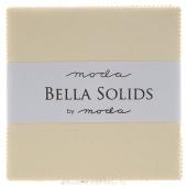 Bella Solids Porcelain Charm Pack