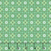Flea Market - Wallpaper Clover Yardage