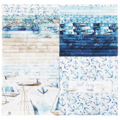 Sail Away Digitally Printed Tiles