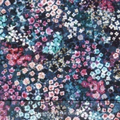 Wildwood Way - Enchanted Meadow Delphinium Digitally Printed Yardage
