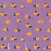Ghouls and Goodies - Boo Kitty Witches Brew Yardage