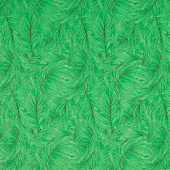 Tropical Flair - Botanical Leaf Green Yardage