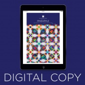 Digital Download - Pineapple Quilt Pattern by Missouri Star