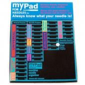 My Pad Needle Organizer