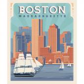 Destinations - Boston Multi Panel