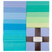 Kona Cotton - Mermaid Shores Palette Ten Squares