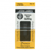 Stainless Steel Between Hands Quilting Needles - Size 10