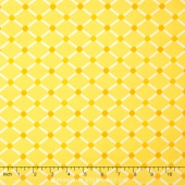 Cozy Cotton Flannels - Diamond Yellow Yardage
