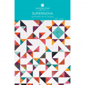 Supernova Quilt Pattern by Missouri Star