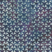 Steam Engine Batiks - Knob Mixed Berry Yardage