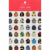 I Spy Jar Quilt Pattern by Missouri Star