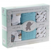 Embrace Swaddles 3 Pack - Away We Go