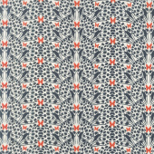 Monarch Grove - Kaleidoscope Blue Nights Yardage