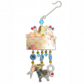 Sewing Basket Ornament