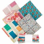 Printology Pink Fat Quarter Bundle