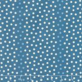 Delfina - Confetti Blue Moon Yardage