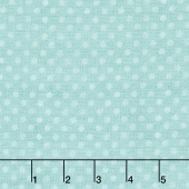 """Wilmington Essentials - Dotsy Turquoise 108"""" Backing"""