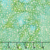Fairy Slipper Batiks - Mini Dots Baja Yardage