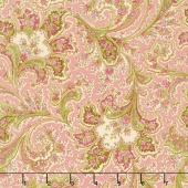 "Quilt Backs - Malabar Rose 108"" Wide Backing"