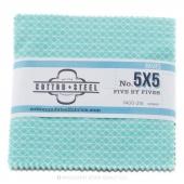 Cotton + Steel Basics Ocean Charm Pack