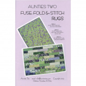 Fuse, Fold & Stitch Rugs Pattern