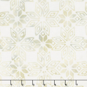 Whisper Batiks 2 - Geo Star Whisper Yardage