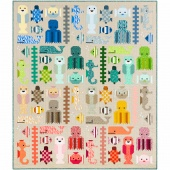 Awesome Ocean Quilt Kit