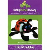 Lily Ladybug Funky Friends Factory Pattern