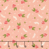 Clover Hollow - Dreamy Peachy Yardage