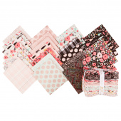Glam Girl Metallic Fat Quarter Bundle