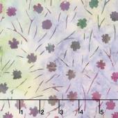 Tonga Batiks - Orchid Cotton Field Sage Yardage