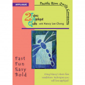 DVD - 2 Fabric Appliqué Quilts with Nancy Lee Chong