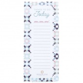 MSQC Prairie Flower Magnetic To Do List & Magnet Quilt