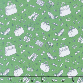 Derby Day - Derby Accessories Green Yardage
