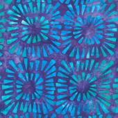 Artisan Batiks - Aviva Triangles Riviera Yardage