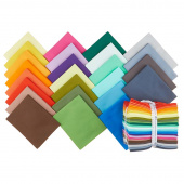 Kona Cotton New Colors 2019 Fat Quarter Bundle