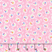 Badda Bing! - Everything Cherry Pink Yardage