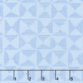 Top Drawer - Basket Weave Baby Blue Yardage