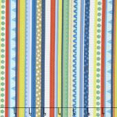Hear Me Roar! - Stripe Multi Yardage