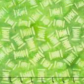 Sew Fine Batiks - Spools Leaf Yardage