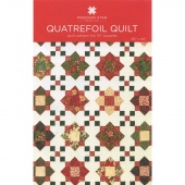 Quatrefoil Quilt Pattern by Missouri Star