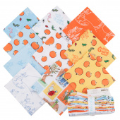 James and the Giant Peach Fat Quarter Bundle