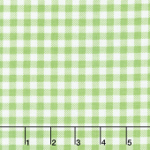 Bake Sale 2 - Gingham Green Yardage