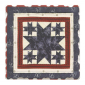 American Quilts Coaster - Star